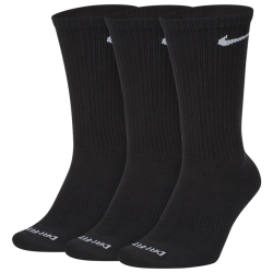 Nike 3 Pack Dri-FIT Plus Lightweight Crew Socks Men's