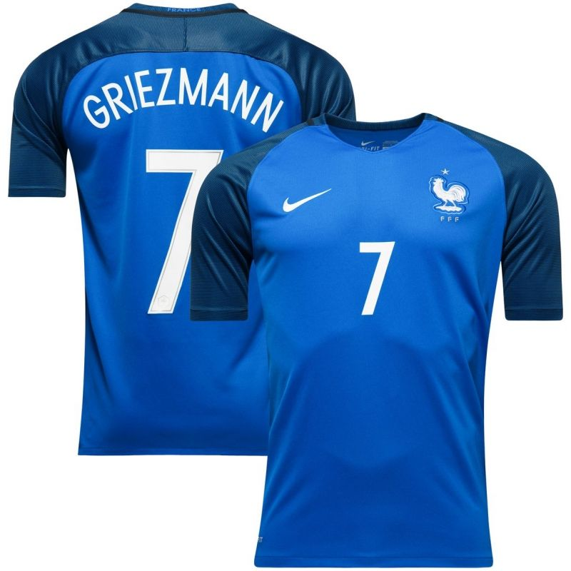 hot sales a2a96 1dc93 Football shirt France Griezmann