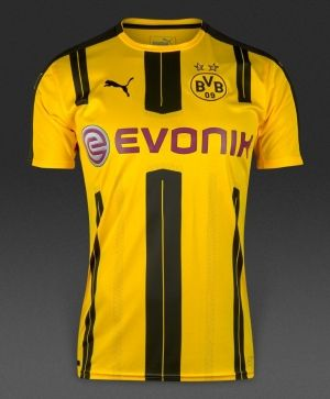 Football shirt Borussia Dortmund home