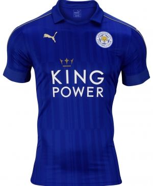 Football shirt Leicester home