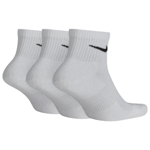 Nike 3 Pack Dri-FIT Plus Quarter Socks Men's