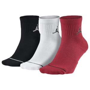 Jordan Jumpman Quarter 3 Pack Socks