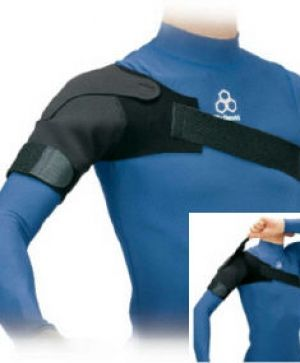 Lightweight shoulder orthosis