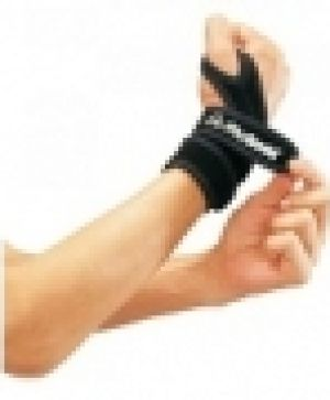 Orthosis for wrist orthosis with additional tape