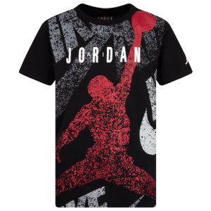Детска тениска Jordan JM Distress T-Shirt Boys' Grade School